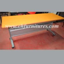 Стол для совещаний с ламинатным прямоугольником (YC-T14-01)
