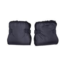 Poussette gants en peau de mouton pour landau