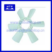 Hoja de ventilador de refrigeración del radiador del motor diesel para MITSUBISHI Motor 6D14T 15 16 para FUSO FK ME035139 6Blades 4Holes