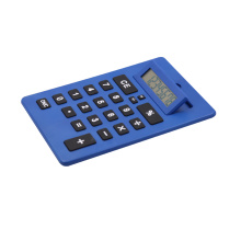 8 digital calculator with adjustable screen