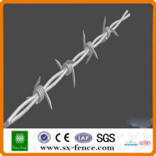 Zinc coated Barbed Wire