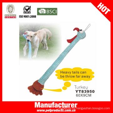 Juguete del animal doméstico, juguete del perro, juguete de la felpa (yt83950)