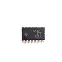 (IC components)  DC/DC Cntrlr Dual-OUT Step Down 500kHz 30-Pin TSSOP T/R RoHS TPS5120DBTR