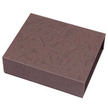 Custom Book-shape Paper Rigid Gift Box