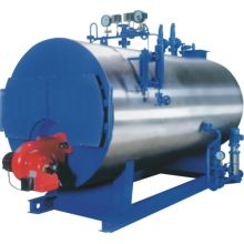 MARINE OIL-FIRED BOILER