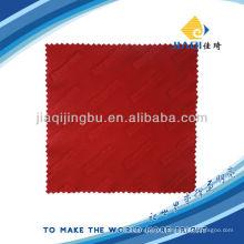 Personalizar zig-zag borda microfibra lente pano de limpeza