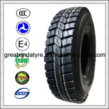 Vehicle Tyres and Tubes, Truck & Bus Tyre with CCC/DOT