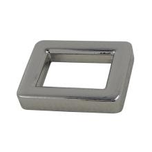 Metal Square Buckle for Bag (inner: 16*11mm, outside: 25*19*4mm)