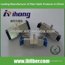 SC Adaptateur à fibre optique Simplex rhombique