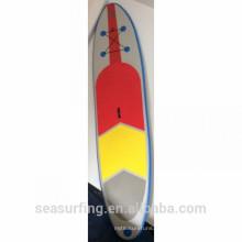 2016 мода модель inflatablestandup катамараны 3 Цвет мата для промотирования