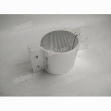 Support de montage en aluminium de 50 mm 1,9 ~ 2,1 pouces