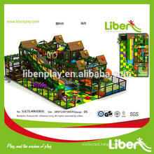 Indoor Playground Type and COTTON & PVC MATERIAL,LLDPE,PVC Material indoor playground equipment 5.LE.T1.408.028.01