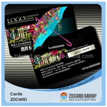 New Gift VIP Promotion Card