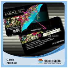 Cartão novo da promoção do VIP do presente