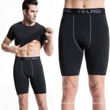 Men Compression Shorts Fitness Sports Pants Training Leggings