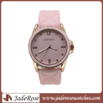 2013 Fashion Alloy Silicone Watch for Women