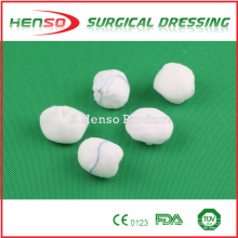 Henso 0.1g 0.2g 0.3g 0.6g cotton gauze ball