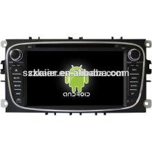 автомобильный DVD-плеер,фабрика сразу !Четырехъядерный планшет емкостный экран,GPS/ГЛОНАСС,БД,МЖК,беспроводной/3G/4G,а БТ для Мондео/с-Макс