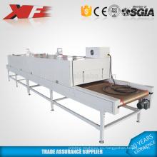 secador infrarrojo grande del vacío de la banda transportadora para la venta / serigrafía del serigrafía / horno de sequía del túnel