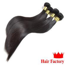 Pas cher 100 cuticule de cheveux humains cuticule aligné cheveux brésiliens, coudre dans les extensions de cheveux remy, stade de beauté distributeurs de cheveux humains