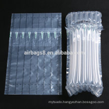 PE/PA transparent cushion protective plastic bags