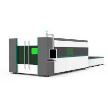 Máquina de corte por láser de fibra de tubería de metal de entrega rápida