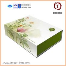 Boîte cadeau conditionnée de haute qualité pour cosmétiques
