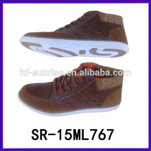 Новые стильные итальянском стиле платья мужчины обувь дешевые итальянские туфли мужчины спортивная обувь