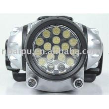 18 + 2 LED Scheinwerfer