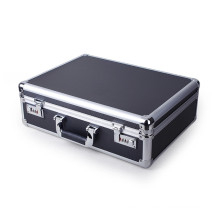 Exquisite Multipurpose Black Aluminum Alloy Equipment Box