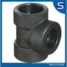Encaixes de tubulação de aço carbono forjado / encaixe de tubulação de aço forjado /