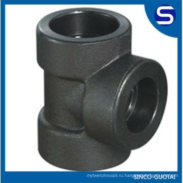 Кованые фитинги из углеродистой стали трубы/кованые стальные трубы/