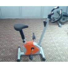 Vertical bicicleta magnética bicicleta bicicletas de exercício aeróbico exercício comercial ginásio equipamento elétrico, bicicleta de exercício de fita (uslz-02)