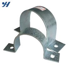 Pince de selle d'acier inoxydable de garantie de qualité, collier de tuyau de tuyau d'acier inoxydable