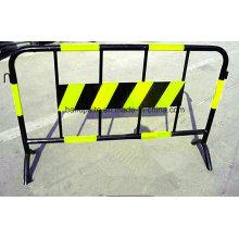 Barrières provisoires d'équipement de barrière de trafic de barrière de contrôle de foule
