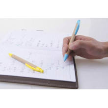 Рулон бумаги Шариковая ручка с recyclable бумажный