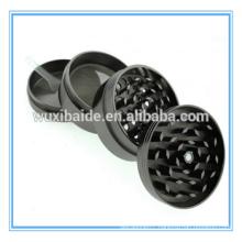 "2015 elegant Factory Wholesale Prices 4parts 63mm(2.5"") aluminum grinder"