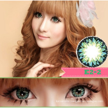 Vanilla Milkshake 19.8mm Color Contact Lens on Sale