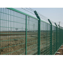 Fence for Railway