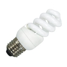 ES-Spiral 408 LED Free-Energy Saving Bulb