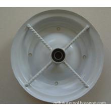 Rubber Wheel 4.00-8 Rim