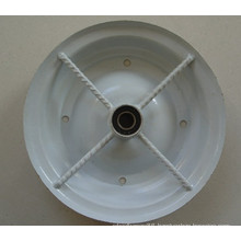 Rubber Wheel 4.00-8 Rim