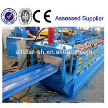 Hot sale standing seam roof panel roll forming machine