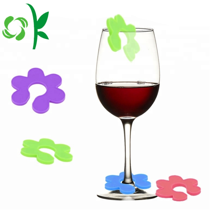 Custom Shape Wine Glass Marker