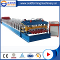 Glazed Low Roofing Tile Roll Forming Machine