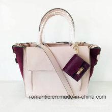 Brand Designer Trendy Damen PU Wildleder Handtaschen (NMDK-051602)