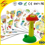 english abc books OID code customize bluetooth educational toy for children