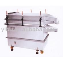 Ecrã de vibração quadrada utilizado em metalurgia