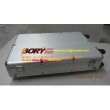 Étui de transport de copeaux en aluminium (DJ-B-2682)