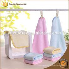 Multicolor suaves e grossas toalha de banho de bebê bambu
